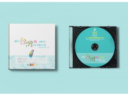 中佛青-2014東亞佛教青年交流-光碟