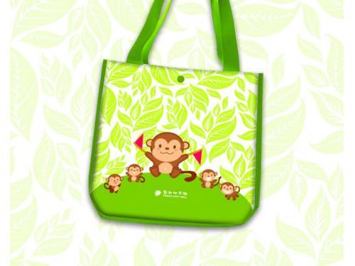 台北地下街-猴展手提袋