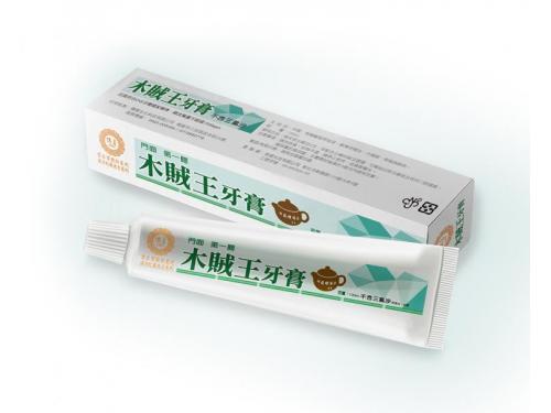 傳喜-木賊王牙膏
